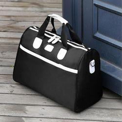 Túi xách túi trống du lịch phối màu hàn quốc hành lý DUFFEL-2AR Shalla giá sỉ