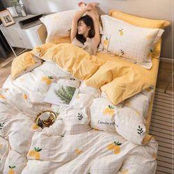 Bộ Chăn Ga Gối Cotton Korea NS239 giá sỉ