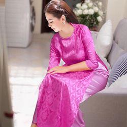 áo dài truyền thống siêu xinh giá sỉ