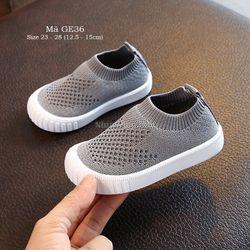 Bán buôn bán sỉ giày dép trẻ em - GIÀY LEN CHO BÉ TRAI GE36 giá sỉ