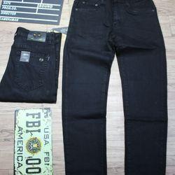 quần jean nam skinny - ĐEN - size 28-32 giá sỉ