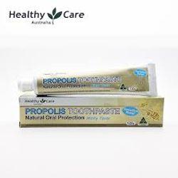 Kem đánh răng Healthy Care có tinh chất keo ong bảo vệ răng chắc khoẻ