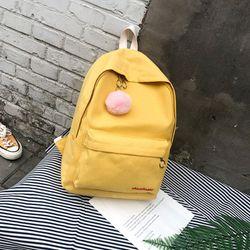 Balo Nữ Vải Dù Màu Sắc Trẻ Trung Siêu Xinh D1302 giá sỉ