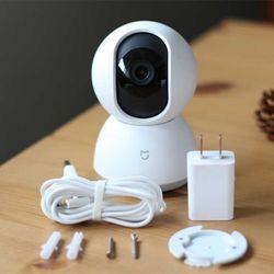Camera chống trộm Xiaomi 360° 1080P Mi Home Trắng - Hàng đẹp giá sỉ