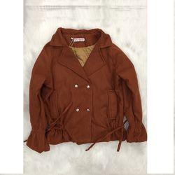 Áo khoác ấm nữ dáng ngắn giá sỉ giá buôn