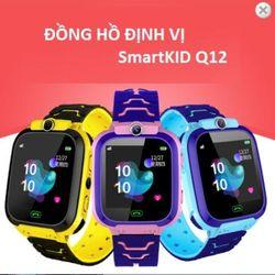 Đồng hồ định vị trẻ em CHỐNG NƯỚC Q12