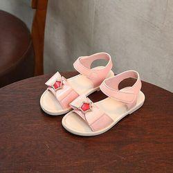 Sandal hồng nơ xinh xắn giá sỉ