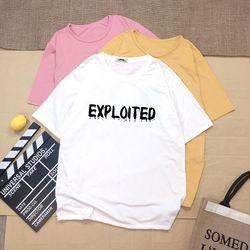 Áo thun in màu đơn giản giá sỉ, giá bán buôn