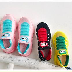 Giày thể thao len thun cho bé gái giá sỉ
