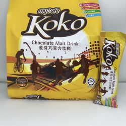 Thức uống lúa mạch Socola Koko - Malaysia