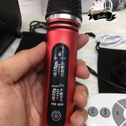 Mic Livestream AT K10 có bluetooth remote giá sỉ