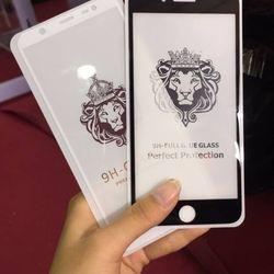 Kính cường lực full màn 5d sư tử IPhone 6 đến 11 pro max giá sỉ