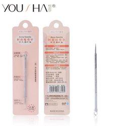 Cây nặn mụn 2 đầu Yousha acne needle giá sỉ