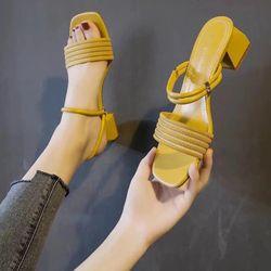 Giày cao gót đi 2 kiểu - CG442