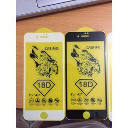 Kính cường lực full màn 18D IPhone 6 đến 11 pro max giá sỉ