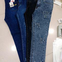 quần dài jean nữ giá sỉ