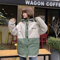 Áo khoác hộp nữ đơn giản giá sỉ