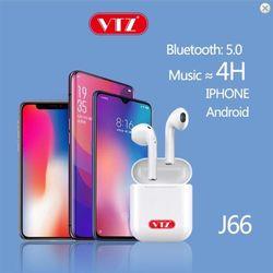 Tai nghe bluetooth VTZ có đế sạc J66 giá sỉ