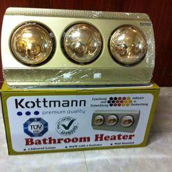 Đèn sưởi nhà tắm 3 bóng giá sỉ