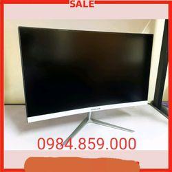 bán màn hình hungon q27 cong 75hz full box giá sỉ