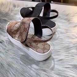 Giày sandal bánh mì cá tính giá sỉ