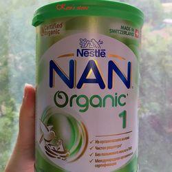 Sữa Bột Nestle NAN NGA ORGANIC 400G giá sỉ