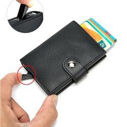 Ví Đựng Thẻ Card Với Nút Bấm Tự Động Marrant BHM8602 giá sỉ