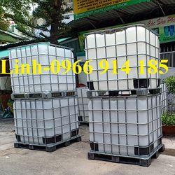 Bồn nước tank nhựa thùng chứa nước 1 khối giá sỉ