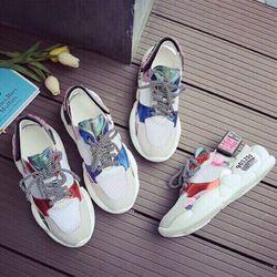 Giày bata sandal đế gồ giá sỉ