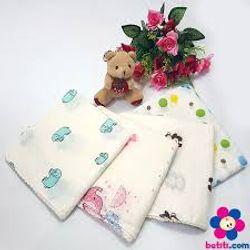 Khăn xô sữa in hoa xuất Nhật giá sỉ