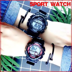 Đồng hồ Sport Watch thể thao unisex nhiều màu giá sỉ