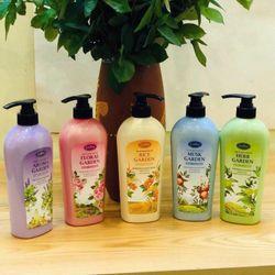 Sữa tắm Leeblese Garden body cleanser 750ml giá sỉ