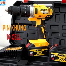 Máy Khoan Pin DEWALT 38V Pin Khủng 10 CELL giá sỉ, giá bán buôn