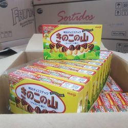 Socola Meiji - Kinoko Chocolate 74gr giá sỉ
