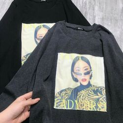 áo nhung ren
