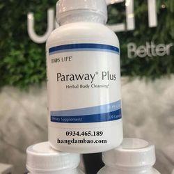 Paraway Plus unicity - Làm sạch ký sinh trùng