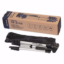 Bộ 1 Tripod TF-3110 kèm 1 Kẹp điện thoại giá sỉ, giá bán buôn