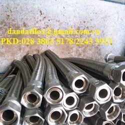 Ống bô inox-ống bô xả inox-ống bô xả máy phát điện-ống mềm kim loại dẫn hoá chất-khớp nối mềm cai su MB-ANSI 150-KHỚP NỐI MỀM LẮP BÍCH giá sỉ