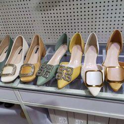 Giày đẹp tách lô 50 -100 đôi