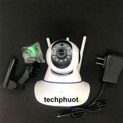 Camera chống trộm IP yoosee 3 râu wifi 13 giá sỉ