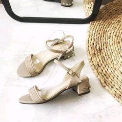 giày nữ sandan hình thật chân đi giá sỉ giá bán buôn giá sỉ
