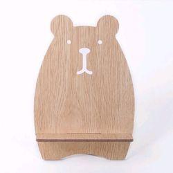 đế điện thoại gỗ mẫu chuột