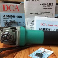 Máy mài góc 800W DCA ASM06-100 giá sỉ, giá bán buôn