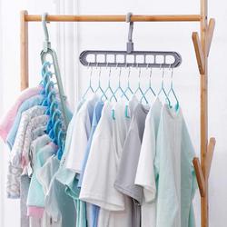 Móc treo quần áo đa năng 9 Lỗ giá sỉ giá bán buôn giá sỉ