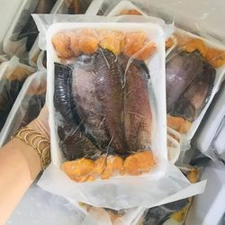 Giá Sỉ Cá Sặc Trứng 1 Nắng Thủy Hải sản đông lạnh giá sỉ