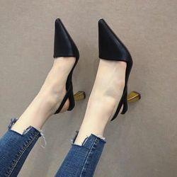 Giày sandal cao cách đieu giá sỉ