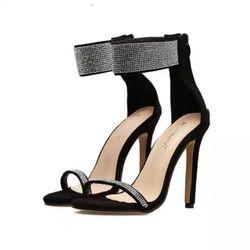 Giày sandal quai da giá sỉ