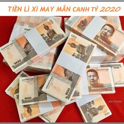Tiền Hình Phật Tiền Campuchia In Hình Phật 100 Riel bán buôn giá sỉ