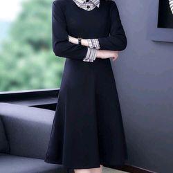 Đầm caro SM cao cấp