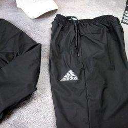 bộ thể thao nam lót lông dày dặn với thiết kế chống nước